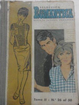 Selección Romántica. Revista juvenil femenina (Tomo II)