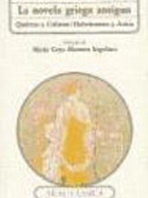 La Novela Griega Antigua