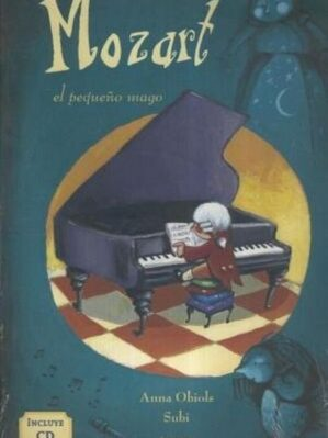 Mozart. El pequeño mago