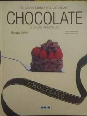 El gran libro del gourmet: Chocolate, Nuevas Armonías