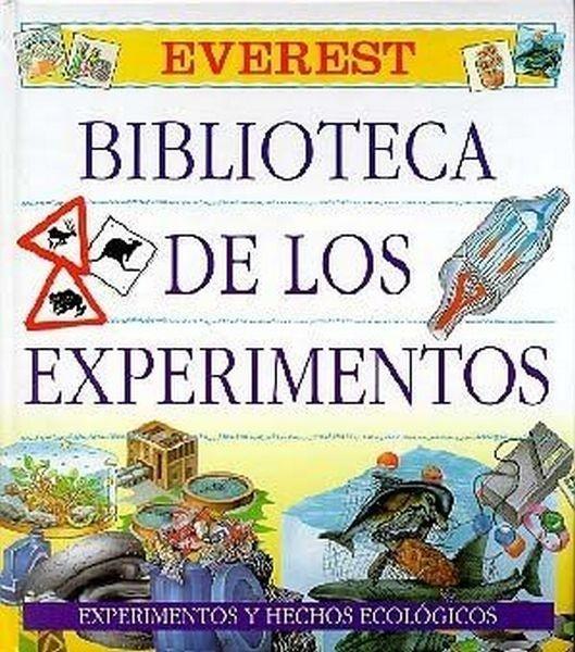 Biblioteca de los experimentos: experimentos y hechos ecológicos