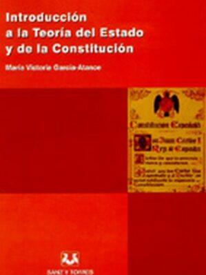 Introducción a la Teoría del Estado y de la Constitución