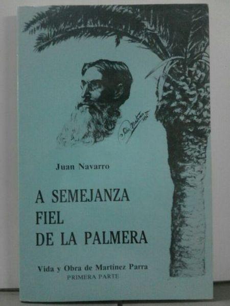 A Semejanza Fiel De La Palmera