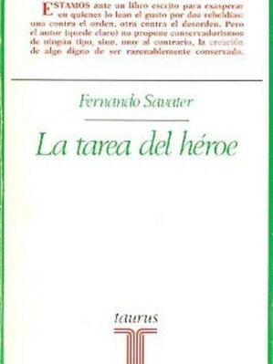 La Tarea Del Héroe (con dedicatoria)