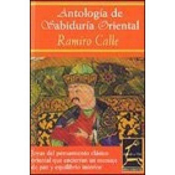 Antología De Sabiduría Oriental