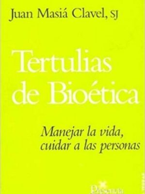 Tertulias De Biotica (con dedicatória)