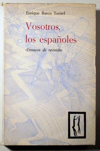 Vosotros, los españoles