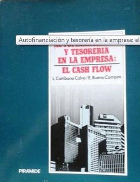 Autofinanciación Y Tesorería En La Empresa