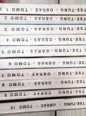 Mao Tse Tung. Obras. 10 tomos
