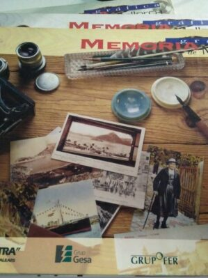 Memoria gráfica de Mallorca (Obra completa en 3 tomos)