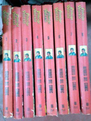 El príncipe Valiente. Colección completa 8 tomos