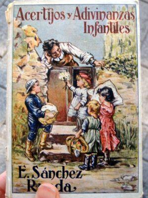 Acertijos y adivinanzas infantiles