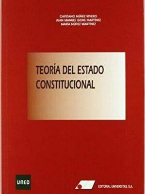 Teoría Del Estado Constitucional