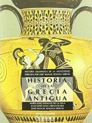 Historia De La Grecia Antigua /