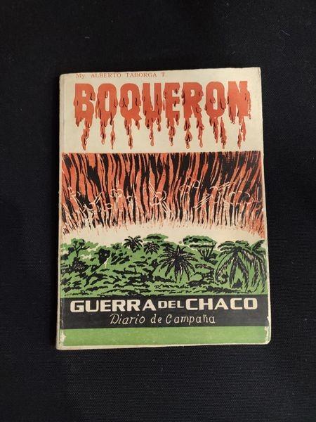 Boqueron Guerra Del Chaco