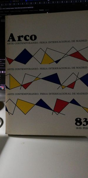 Arte Contemporaneo. Feria Internacional De Madrid 83