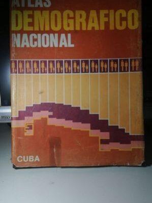 Atlas Demografico Nacional Cuba