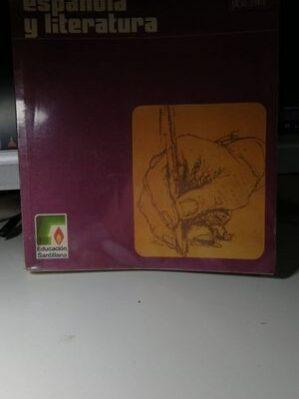 Lengua Española Y Literatura, 2 Bachillerato