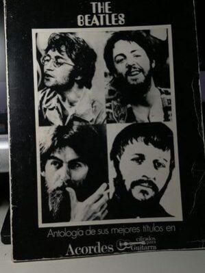 The Beatles Antologia De Sus Mejores Titulos